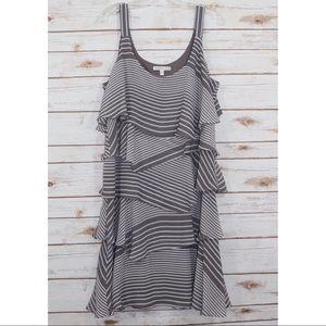 Robbie Bee Striped Dress